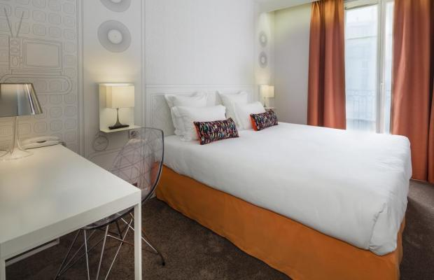 фото Hotel Paris Vaugirard (ex. Terminus Vaugirard) изображение №22