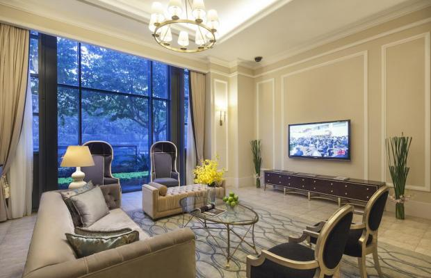 фото Green Court Serviced Apartment (ех. Citadines Jinqiao Shanghai) изображение №22