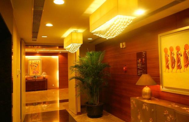 фотографии Oakwood Residence Shanghai изображение №4