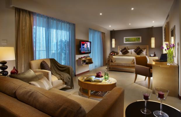 фотографии отеля Oakwood Residence Shanghai изображение №3