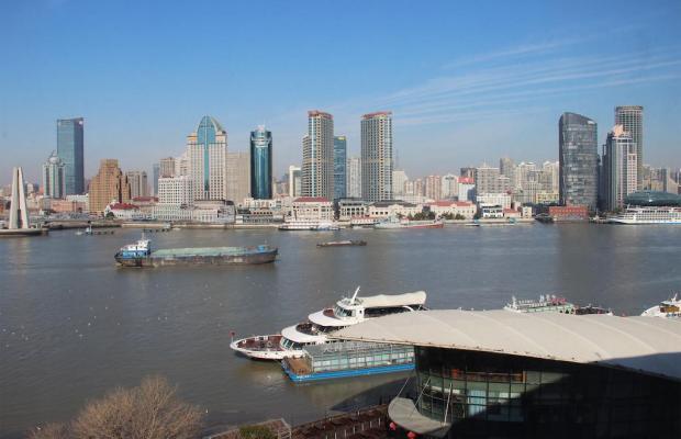 фото Oriental Riverside Hotel Shanghai изображение №38
