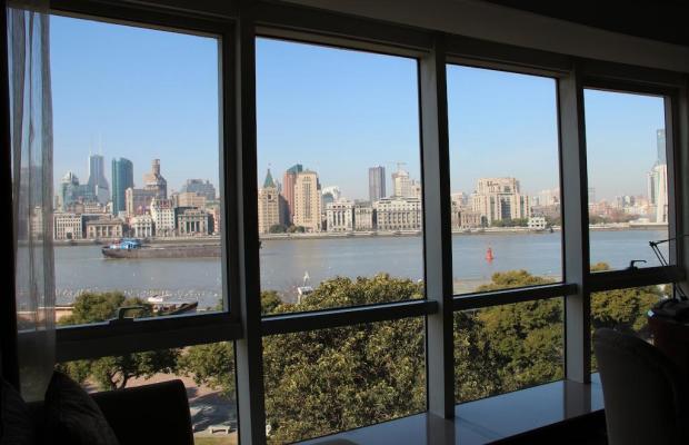 фото Oriental Riverside Hotel Shanghai изображение №26