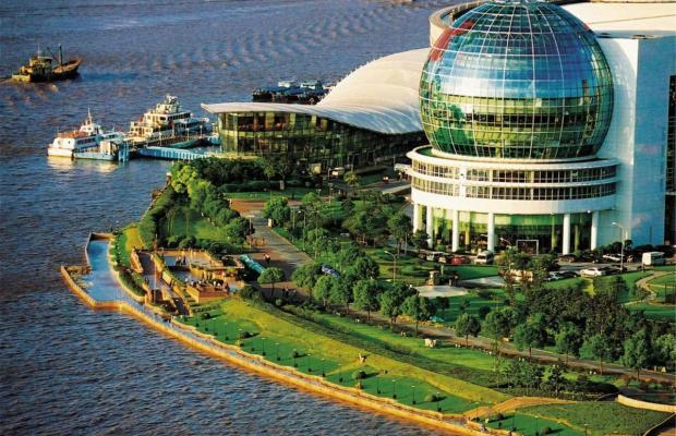 фото отеля Oriental Riverside Hotel Shanghai изображение №1