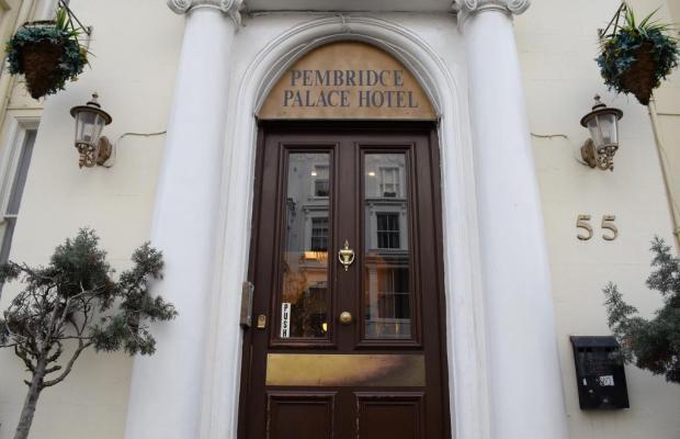 фотографии отеля Pembridge Palace изображение №27