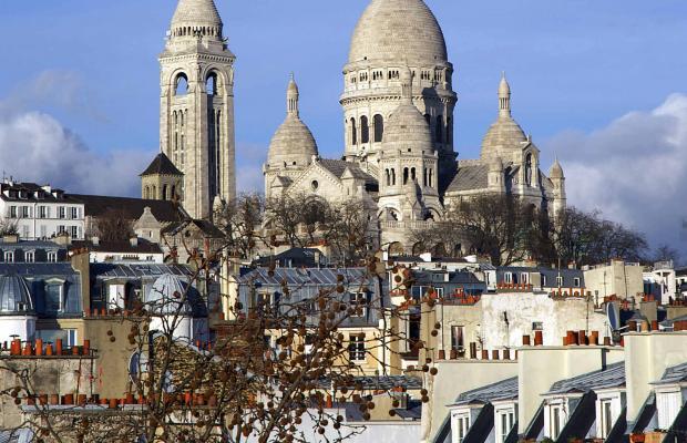 фотографии Ibis Budget Bobigny Pantin (ex. Comfort Hotel Bobigny Paris Est) изображение №8