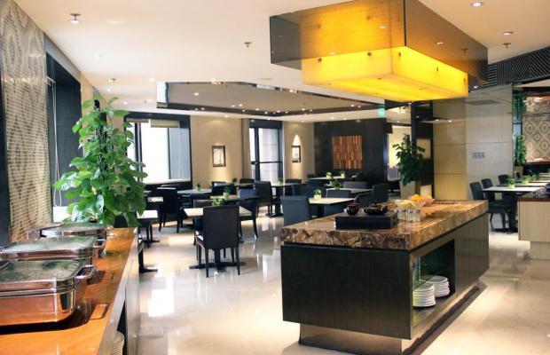 фотографии отеля Courtyard By Marriott Shanghai Pudong изображение №11