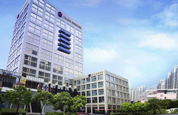 фото отеля Grand Mercure Shanghai Century Park (ex. Radisson Hotel Pudong Century Park) изображение №1