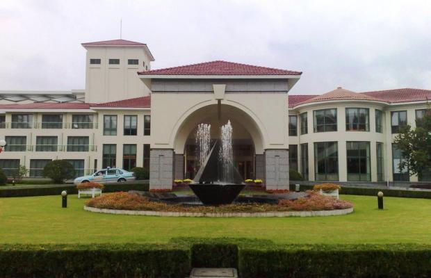 фото отеля Hong Qiao State Guest изображение №1