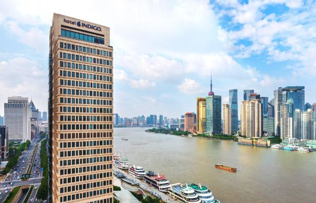 фото отеля Indigo Shanghai On The Bund изображение №1