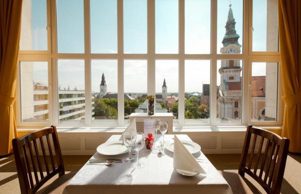 фото отеля Wellness Hotel Aranyhomok Business City изображение №13