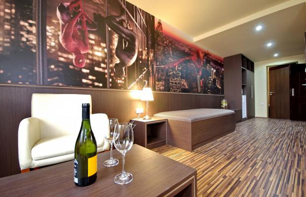 фотографии отеля Hotel Corvin изображение №19
