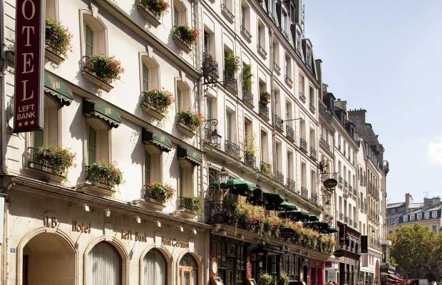 фото отеля Left Bank Saint Germain (ех. Best Western Left Bank-st. Germain) изображение №1
