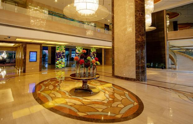 фотографии отеля Equatorial Shanghai изображение №27