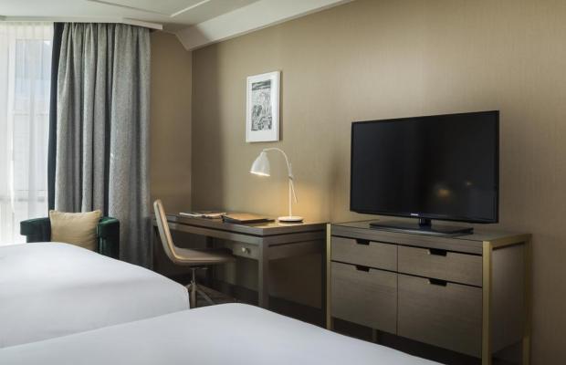 фотографии отеля Hilton Vienna Plaza изображение №27