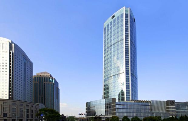 фото отеля Sheraton Shanghai Waigaoqiao Hotel изображение №1