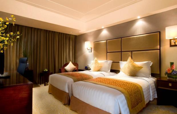 фотографии отеля Radisson Blu Shanghai Hong Quan изображение №7
