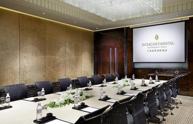 фотографии отеля InterContinental Shanghai Puxi изображение №43