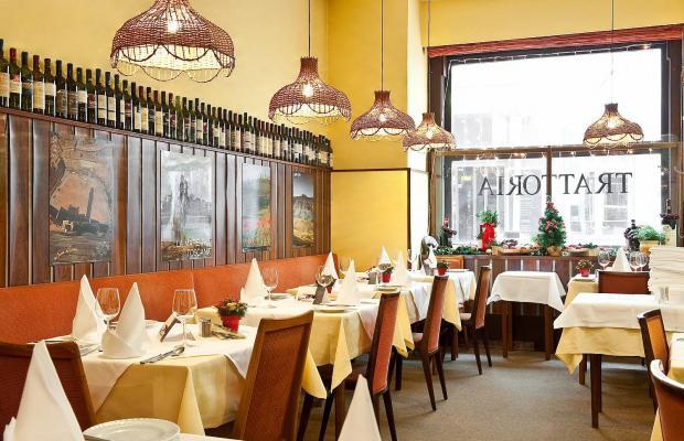 фотографии отеля Graben Hotel изображение №11
