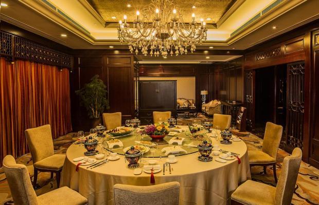 фотографии отеля Soluxe Hotel Guangzhou изображение №11