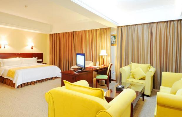 фотографии отеля Vienna International Hotel Shanghai Hengshan Road (ex. Jian Gong Jin Jiang) изображение №27