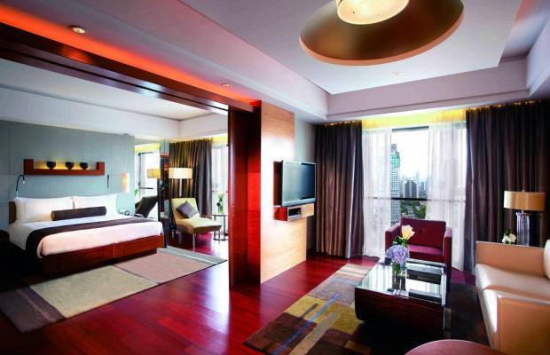 фото Swissotel Grand Shanghai изображение №34