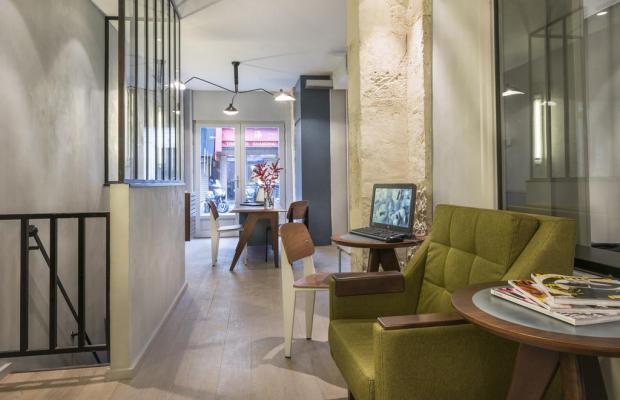 фото отеля Hotel Basss by Happyculture (ex. My Hotel In France Montmartre) изображение №29