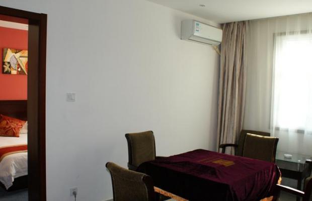 фотографии отеля Good Dream Business Hotel Shanghai Changning изображение №3