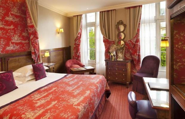 фото отеля Au Manoir Saint Germain des Pres изображение №21