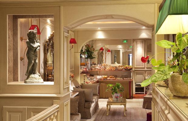 фото отеля Au Manoir Saint Germain des Pres изображение №17