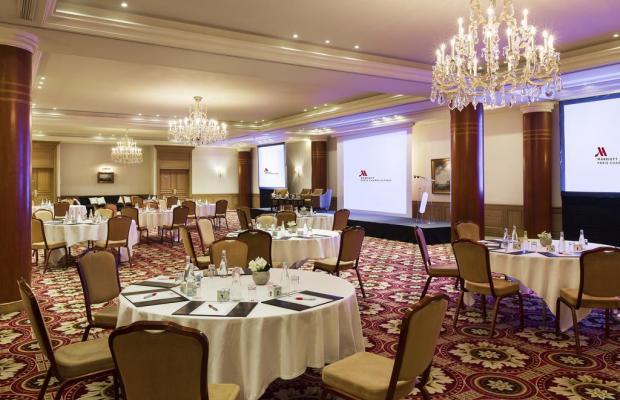 фотографии отеля Marriott Hotel Champs-Elysees изображение №43