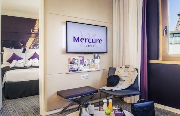 фотографии отеля Mercure Paris Centre Tour Eiffel изображение №35