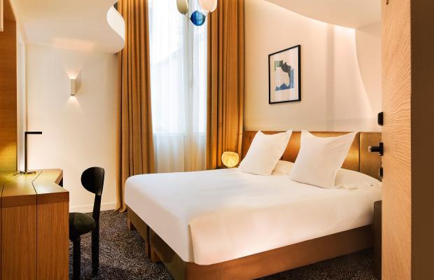 фотографии отеля Hotel Marignan Champs-Elysees изображение №27