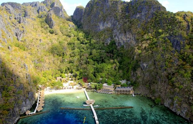 фото отеля El Nido Resorts Miniloc Island изображение №1