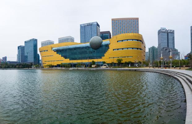 фотографии отеля Sunny Hotel Hangzhou изображение №3
