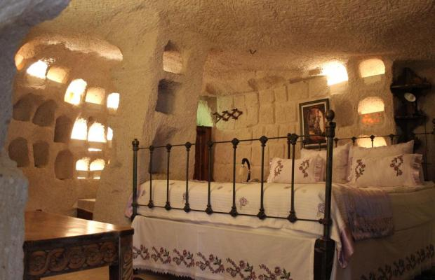 фото Gamirasu Cave Hotel изображение №14