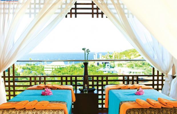 фотографии отеля Hilton Bodrum Turkbuku Resort & Spa (ex. Bodrum Princess De Luxe Resort & Spa) изображение №15