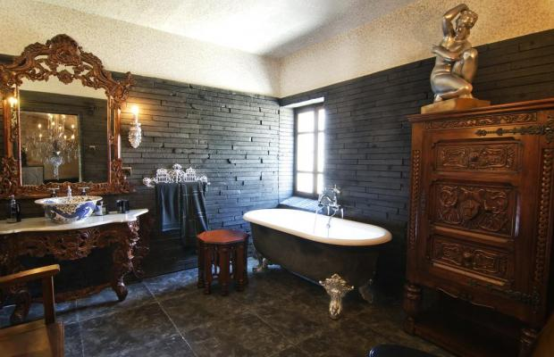 фотографии отеля Sacred House изображение №3