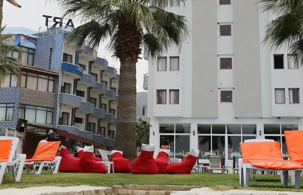 фотографии отеля Nuova Beach Hotel (ex. Bella Pino; Macellan Hotel Kusadasi) изображение №3