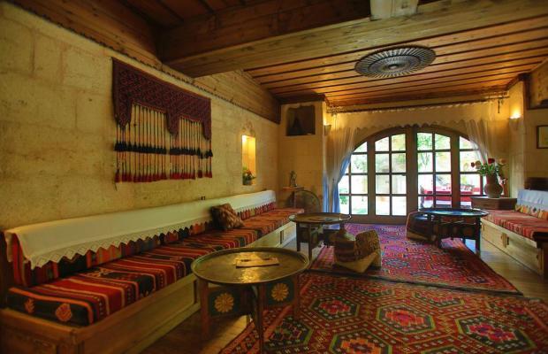 фотографии отеля Selcuklu Evi Cave изображение №15