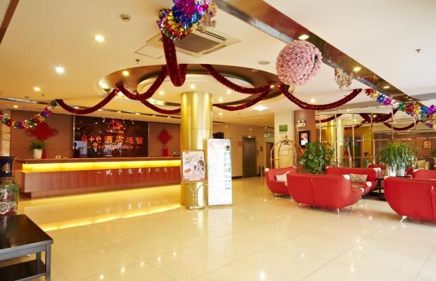 фото отеля Yiting 6+e Hotel - Pudong Avenue (ex. Chinas Best Value Inn Pudong Avenue) изображение №9