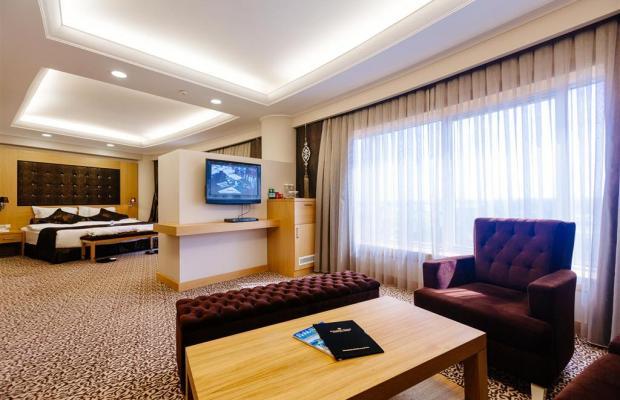 фотографии отеля Golden Tulip Nicosia Hotel and Casino изображение №15