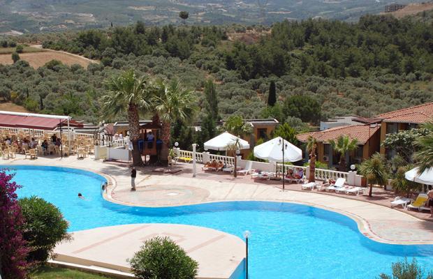 фотографии отеля Holiday Leisure Club изображение №19