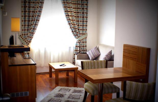 фотографии отеля Tepe Hotel изображение №7
