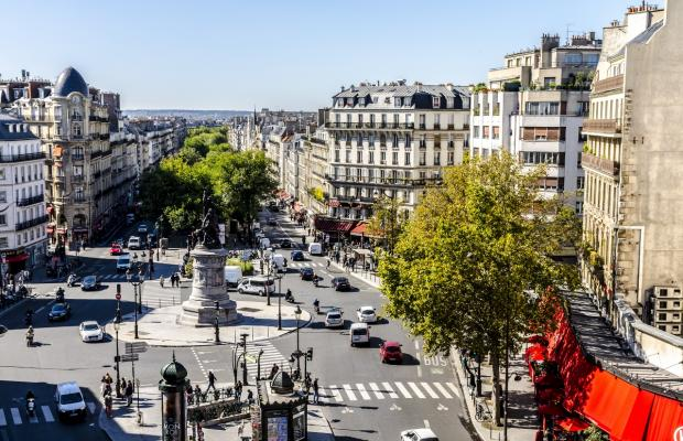 фотографии Contact Hotel Alize Montmartre (ex. Best Western Montmartre Alize; Place de Clichy) изображение №12
