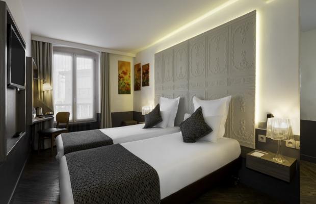 фотографии Contact Hotel Alize Montmartre (ex. Best Western Montmartre Alize; Place de Clichy) изображение №4