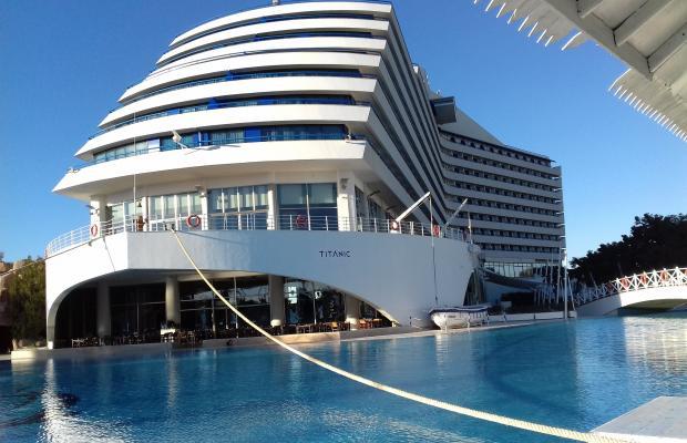 фото отеля Titanic Beach Lara (ex. Titanic DeLuxe Beach & Resort Hotel) изображение №1