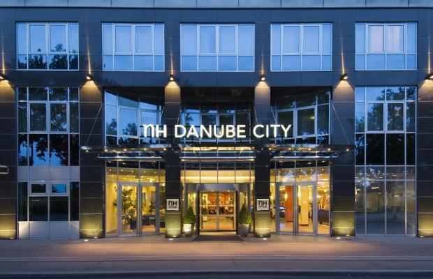 фото NH Danube City (ex. Crowne Plaza Vienna) изображение №14