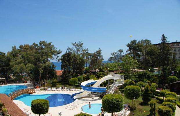 фотографии отеля Palmet Resort Kemer (ех. Sentido Palmet Beach Resort; Palmet Resort) изображение №11
