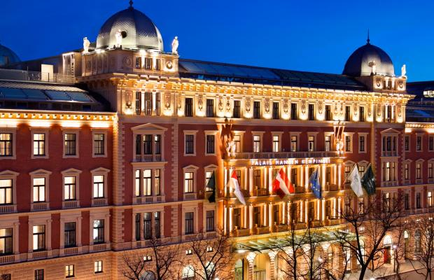 фотографии отеля Palais Hansen Kempinski изображение №43