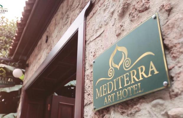фотографии Mediterra Art Hotel изображение №12